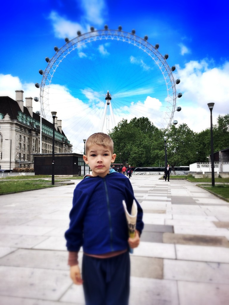 London Eye – køb billetterne på forhånd på nettet