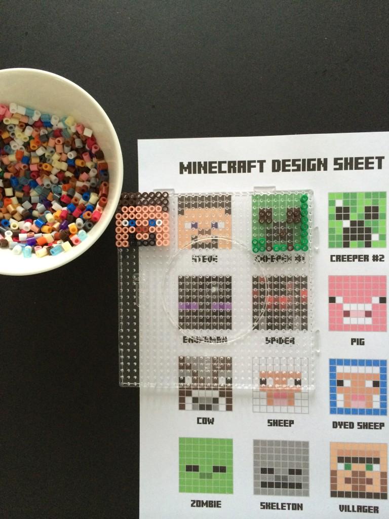 Minecraft perleplader