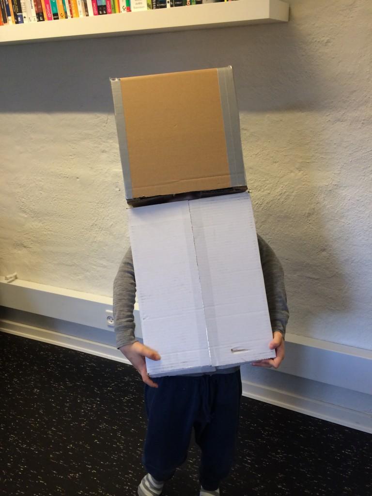 Minecraft kostume