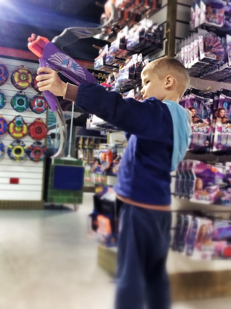 Hamleys – verdens største legetøjsbutik